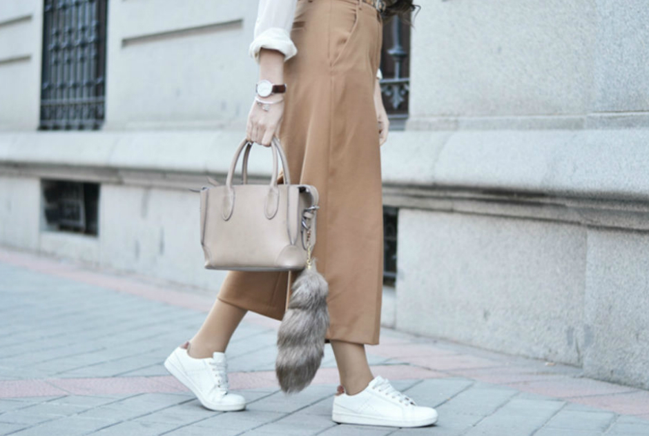 Get Trendy With Culottes