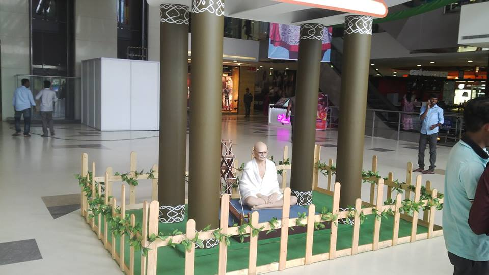 Gandhi Jayanti Celebrations @ Elements Mall