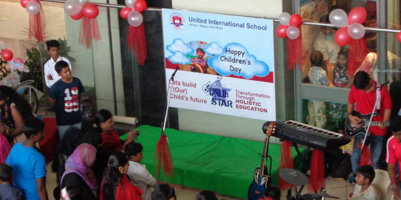 Fun-filled Children's Day celebrations at Elements Mall
