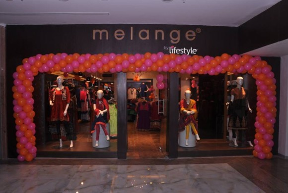 Melange Store Launch