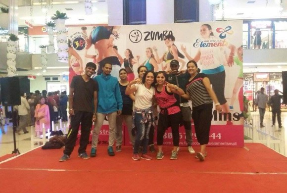 Zumba Dance Workout – Classes
